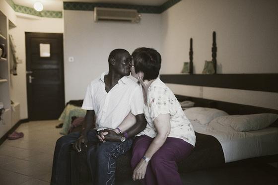 Секс туризм в африке